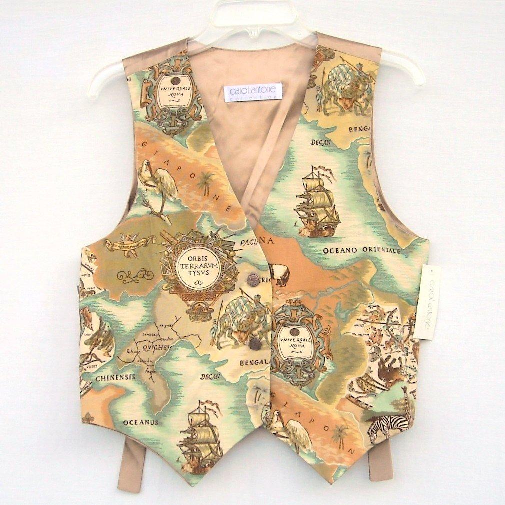 Carol Antone Collection Womens Vest Top Size L