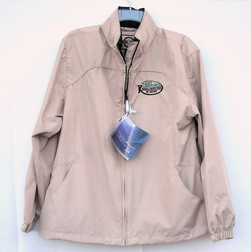 North End women's Ladies All Climate Wear Jacket size LG