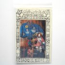 Blueberry Grove 1995 Annabelle McBean Sunshine Garden Girl Doll Crafts Pattern # 104