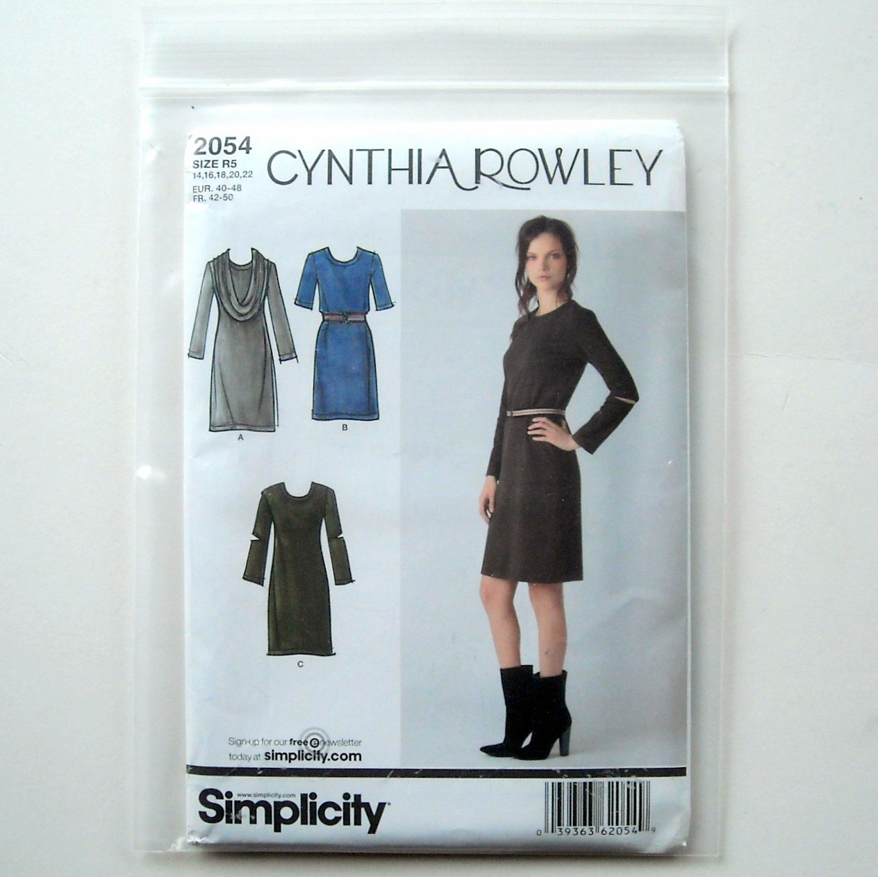 Cynthia Rowley Jewelry Organizer: Cynthia Rowley Misses Knit Dresses And Cowl Collar