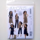Misses Jackets Top Dresses Pants 16 - 22 McCalls Sewing Pattern M5890