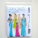 Misses Prom Dresses Size 14 - 20 McCalls Sewing Pattern M6075