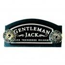 Gentleman Jack Whiskey Club Silver Color Cufflinks