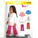Kids Toddlers Tops Pants  0.5 - 4 Simplicity New Look Sewing Pattern 6526