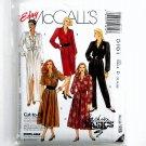 Misses Dresses Jumpsuit 12 14 16 McCalls Sewing Pattern 5161