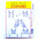 Misses Renaissance Tops 16 18 20 22 McCalls Costumes Sewing Pattern M4696