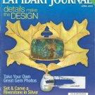 Lapidary Journal Magazine April  2006
