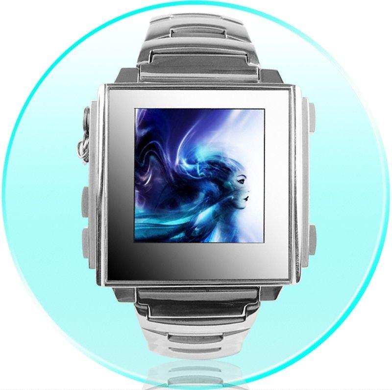 eeelectronics 2GB Mens MP4 Watch
