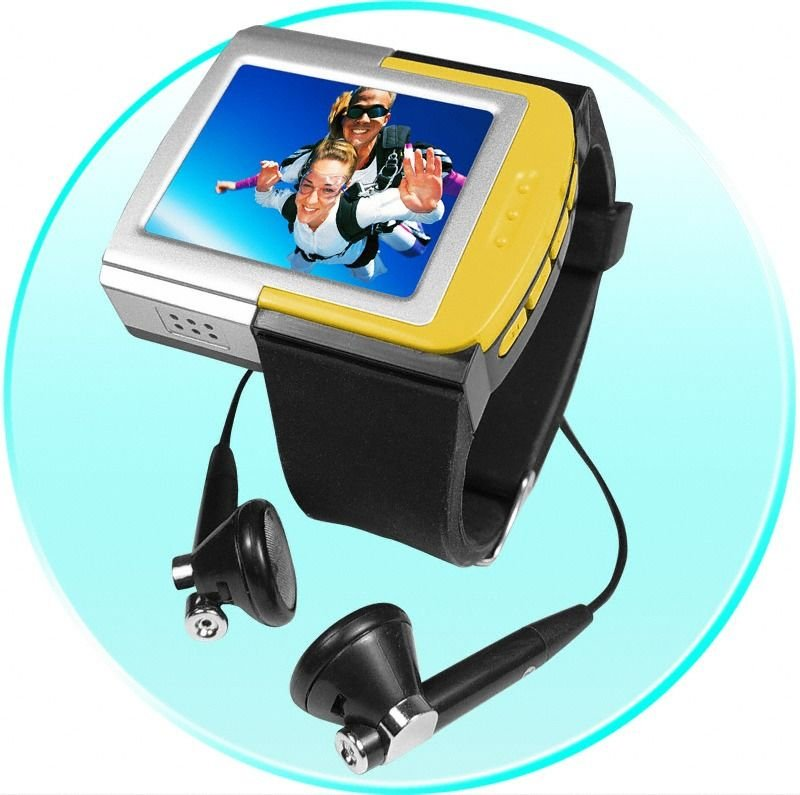 eeelectronics 1.8 inch 2GB Sports watch