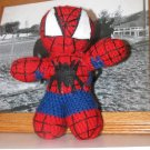 Super hero Crochet doll: Spidey Man