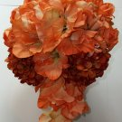 10% OFF SALE. July 15 Until Aug. 31.Fall wedding  Bouquet. True Touch Flowers.
