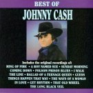 Best Of Johnny Cash CD (New)