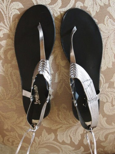FREDERICK'S OF HOLLYWOOD GLADIATOR SANDALS    Size 8.5