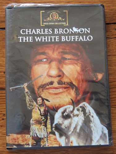 NEW - CHARLES BRONSON THE WHITE BUFFALO