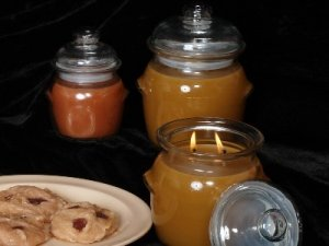 Baker Line-Banana Nut Bread-11OZ-Candle
