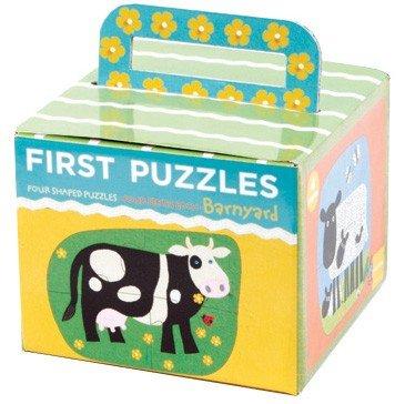 Barnyard First Puzzles
