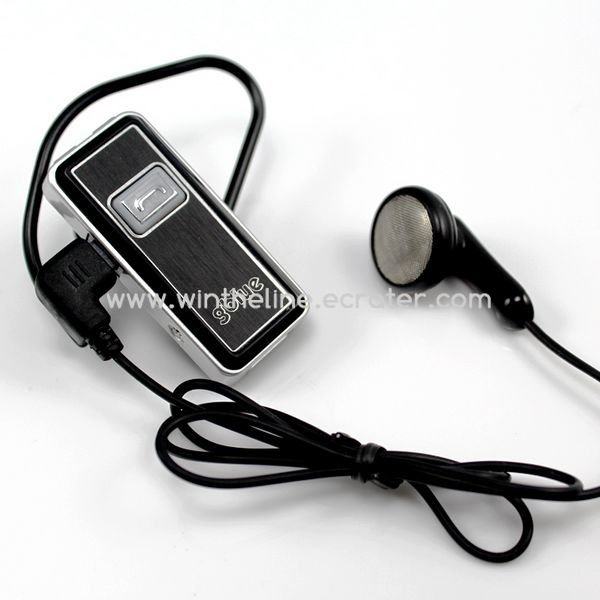Gblue N900 Bluetooth Stereo A2DP Headset (Black) -- Freeshipping