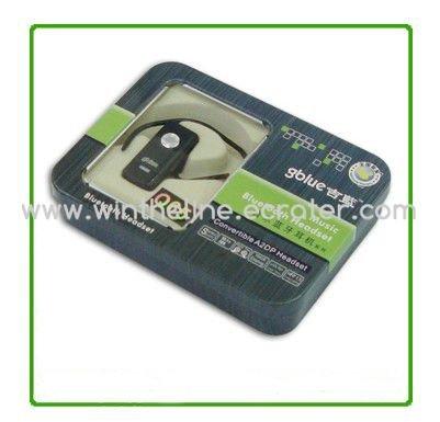 Gblue Q65 Portable Bluetooth Earpiece Micro Headset (Black) -- Freeshipping