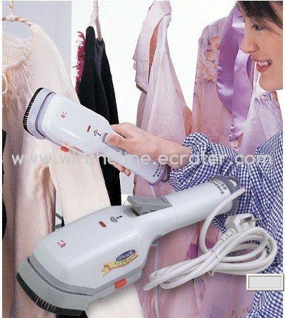 Multi-function Steam Iron Brush, Clothes Steam Brush/Vacuum Cleaner -- Freeshipping