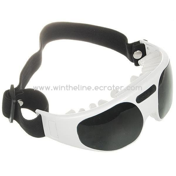 High Quality Eye Care Massager Eye Care Electric Alleviate Fatigue Massager T-907 -- Freeshipping