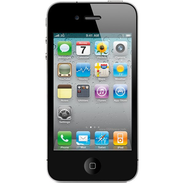 Iphone 4 - 16GB - Black