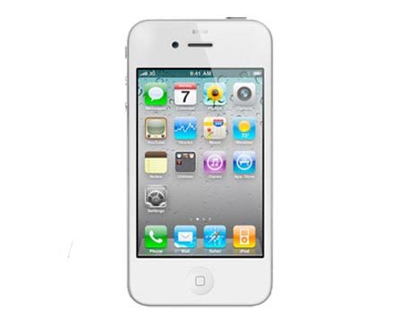 Iphone 4 - 32GB - White