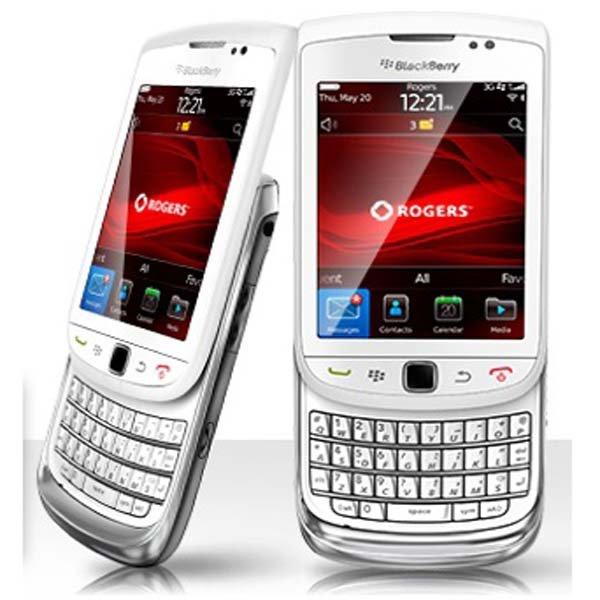 Blackberry Torch 9800 - White