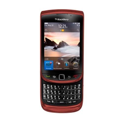 Blackberry Torch 9800 - Dark Orange