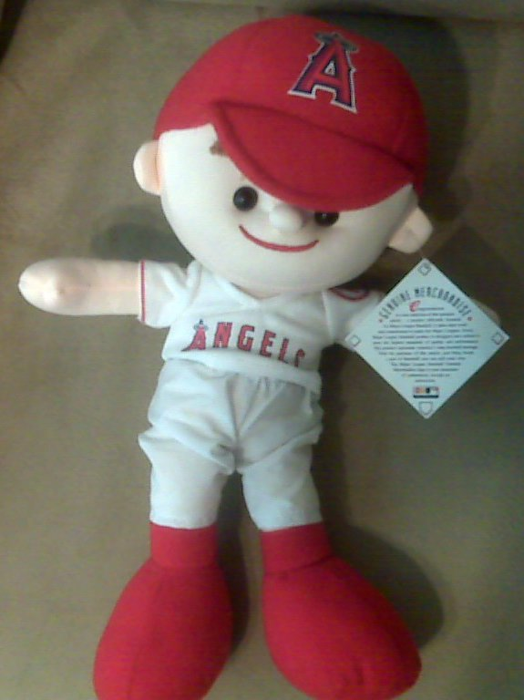 ANGELS Licensed Collectible Doll