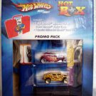 Hot Wheels HOT BOX Promotion Pack (Box 1)