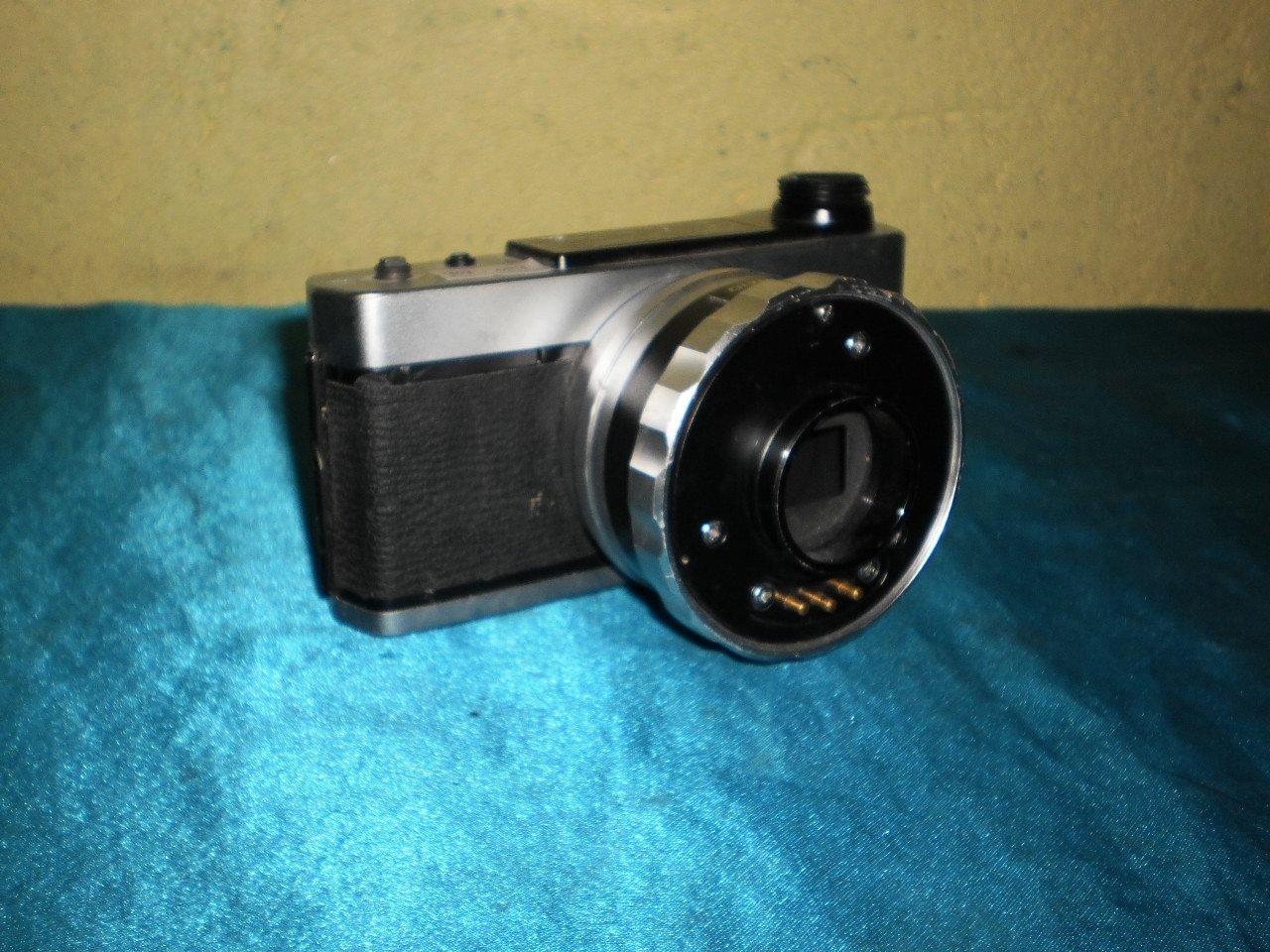"OLYMPUS C-35AD-4 Camera ""AS IS"""