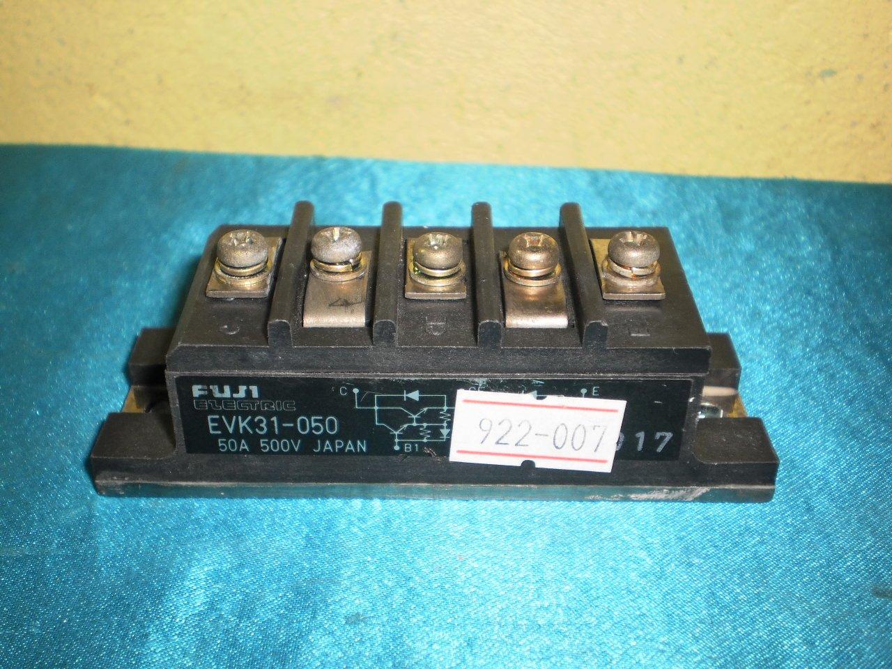 Lot 4pcs Fuji Electric EVK31-050 Transistor Module