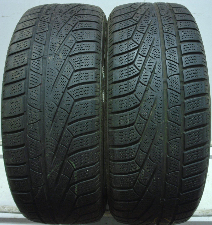 2 2355517 Pirelli 235 55 17 Winter MO Part Worn Used Tyres