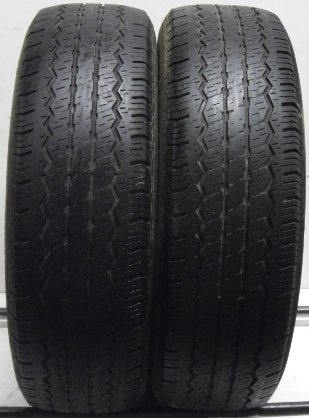 2 2257016 Hankook 225 70 16 Part Worn Car Tyres RA07 x2 Two 3mm to 4mm