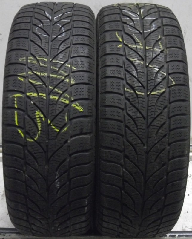 2 1856014 Sportiva 185 60 14 Part Worn used Tyres Winter M&S x2