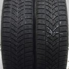 "2 1657014 Bridgestone Blizzak Winter 14"" 165 70 14 Part Worn Used Tyres x2"