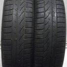 2 1856515 Continental 185 65 15 Winter Part Worn Winter Tyres M0 Mercedes Spec x2