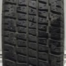 1 2357515 Cooper 235 75 15 Metal Studs Whitewall Weather Master S/T Part Worn Used Tyre  x1