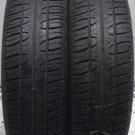 2 1755515 Semperit 175 55 15 Part Worn Used Tyres Snow x2