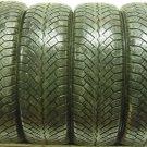 4 1956515 Semperit 195 65 15 Winter Sport grip part worn snow Used Tyres