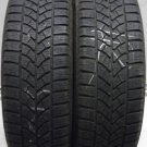 2 1755515 Bridgestone Blizzak Lm18 175 55 15 Winter Part Worn Used Tyres x2