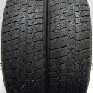 2 2157015 Cooper Weather Master 215 70 15 Part Worn Used Tyres x2