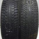 2 1956515 Kleber Krisalp 195 65 15 Winter Mud Snow Part Worn Used Tyres x2 91TR