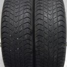 2 1956515 Kumho 195 65 15 Kw7400 Winter Part Worn Used Tyres x2
