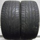 2 265/35/22 Dunlop 265 35 22 SP Sport Maxx Part Worn Used Tyres x2 265/35x22