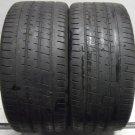 2 2853520 Pirelli 285 35 20 Pzero Part Worn Used Tyres x2
