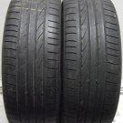 2 2354520 Bridgestone 235 45 20 Part Worn Used Tyres M0 Mercedes Dueler x2