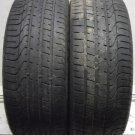 2 2354520 Pirelli 235 45 20 Pzero Part Worn Used Tyres MO Mercedes Spec x2
