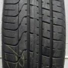1 2453520 Pirelli 245 35 20 Pzero Part Worn Used Tyre x1 6mm