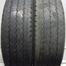 2 1956516 Continental 195 65 16 Vanco 6 Van Part Worn Used Tyres x2